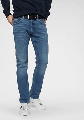 TOMMY HILFIGER Узкие джинсы »SLIM BLEECKER PSTR...