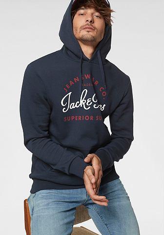 Jack & Jones кофта с капюшоном &ra...