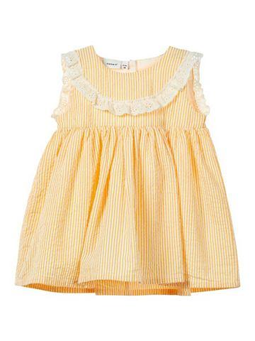 NAME IT Полосатый платье