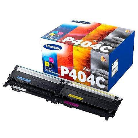 »Kombi-Pack CLT-P404C original S...