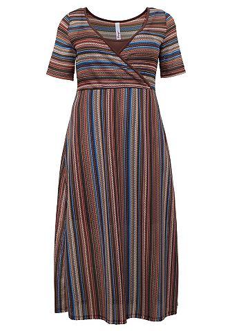 Sheego платье-макси длинное