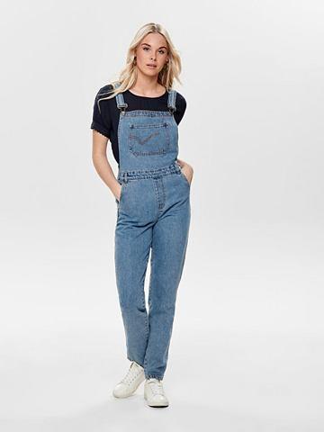 ONLKarlie укороченный джинсы комбинезо...