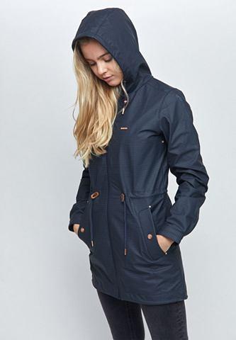 MAZINE Куртка-дождевик с высокий воротник &ra...
