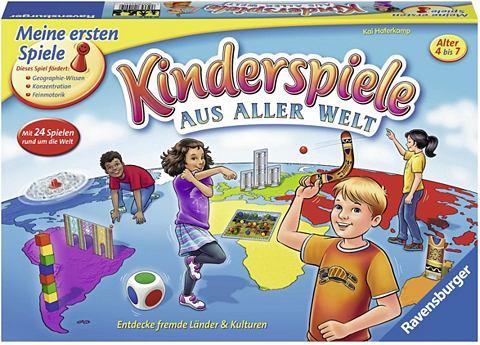 """Spielesammlung """"Kinderspiele из a..."""