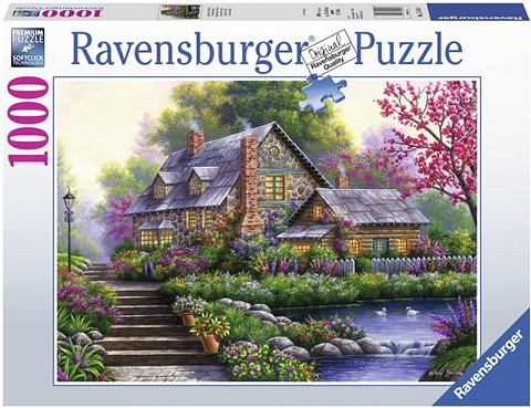 "RAVENSBURGER Пазл ""Romantisches Cottage"" ..."