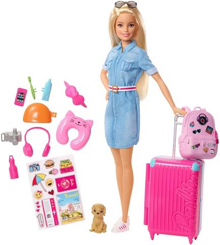 "® кукла ""Barbie Reise кукла (..."