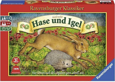 "Spiel ""Hase и Igel"""