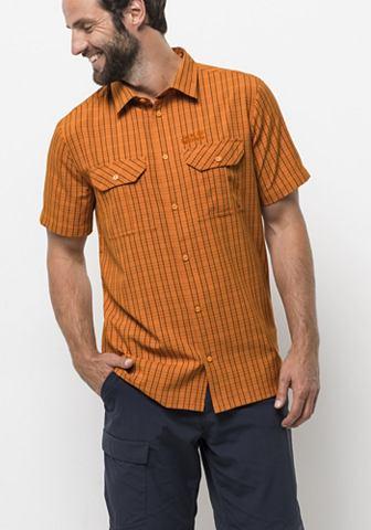 JACK WOLFSKIN Рубашка »THOMPSON футболка MEN&l...