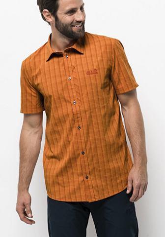 JACK WOLFSKIN Рубашка »RAYS STRETCH VENT футбо...