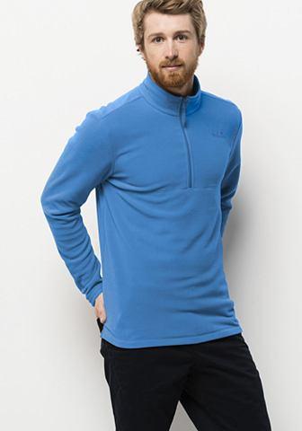 JACK WOLFSKIN Флисовий пуловер »GECKO«