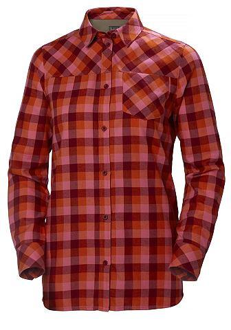 W Lokka Ls футболка фланелевая рубашка...