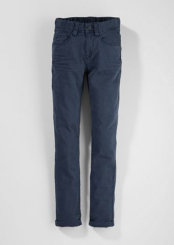 S.OLIVER RED LABEL JUNIOR Облегающий Seattle: брюки для Jungen