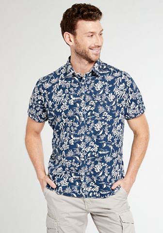 PIONEER_TEXTIL PIONEER рубашка мужская »Herrenh...