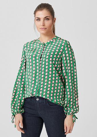 TRIANGLE Туника-блузка с с узором