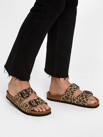 VERO MODA Leopardenprint кожа сандалии