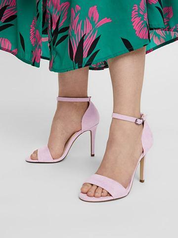 BIANCO AJA Ein-Riemchen сандалии