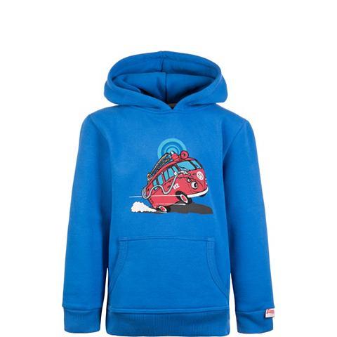 VAN ONE CLASSIC CARS Пуловер с капюшоном »Fire«...