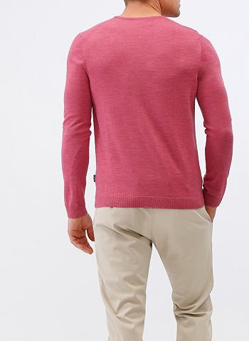 Пуловер с круглым вырезом летнее Merin...
