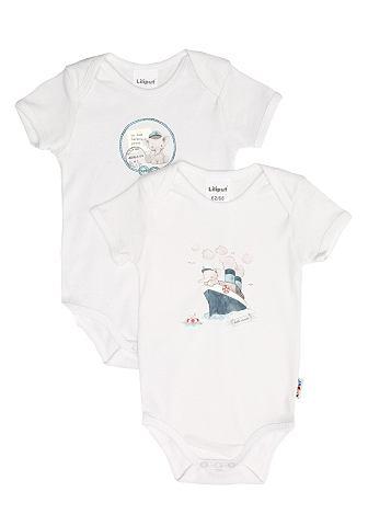 LILIPUT Боди для младенцев в 2шт. Pack