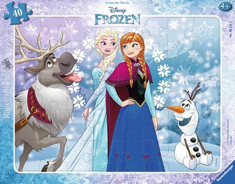 Пазл »Anna и Elsa«