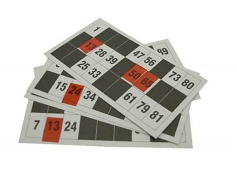 Lottokarten »24 Stück&laquo...