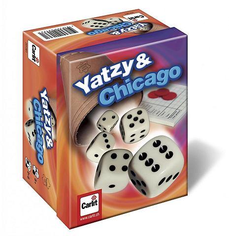 Würfelspiel »Yatzy & Ch...