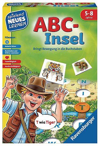 Развивающая игрушка »ABC-Insel&l...