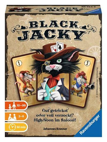 Familienspiel »Black Jacky«...