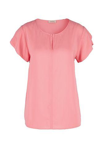 TRIANGLE Блуза с gelayerten рукавами
