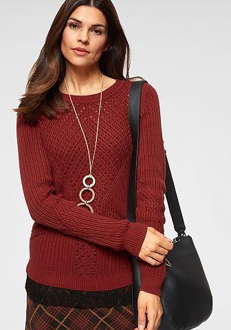 BOYSEN'S Пуловер с круглым вырезом