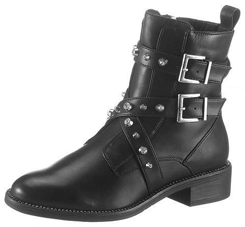 Ботинки байкерские »Manisa«...