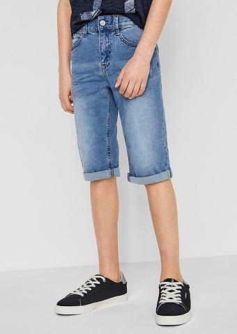 Облегающий Seattle: бермуды джинсовые ...