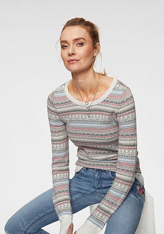 KANGAROOS Пуловер с круглым вырезом