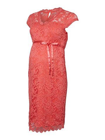 MAMALICIOUS Кружева платье для беременных