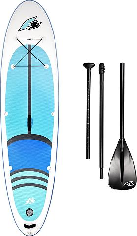 F2 Inflatable SUP-Board »Cross&laqu...