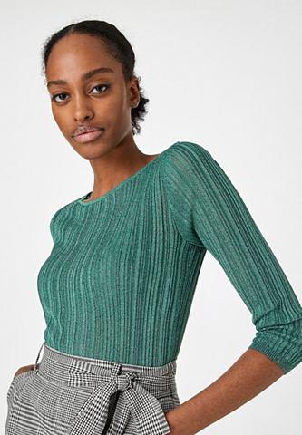 HALLHUBER Пуловер с круглым вырезом