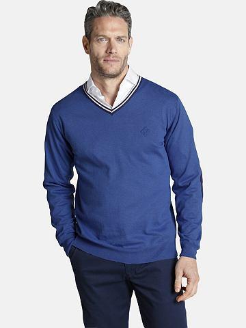 CHARLES COLBY Пуловер с V-образным вырезом »JO...