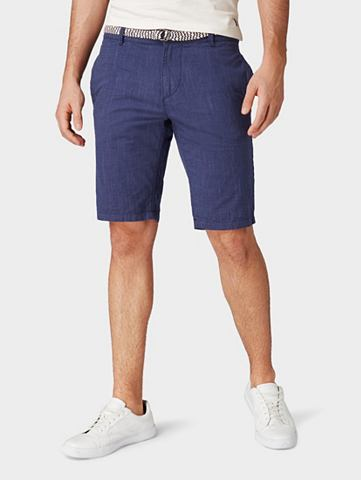 TOM TAILOR DENIM TOM TAILOR джинсы шорты »Struktu...