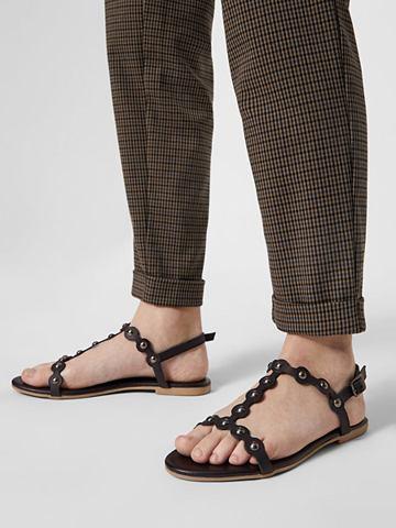 BIANCO BITT кожа NIETEN сандалии