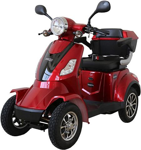 Электрический мотороллер »E-Quad...