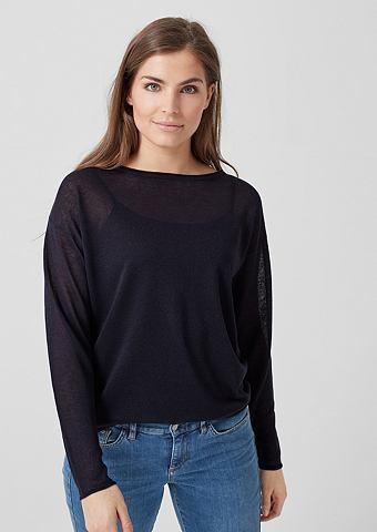 TRIANGLE Нежный Transparenz-Pullover