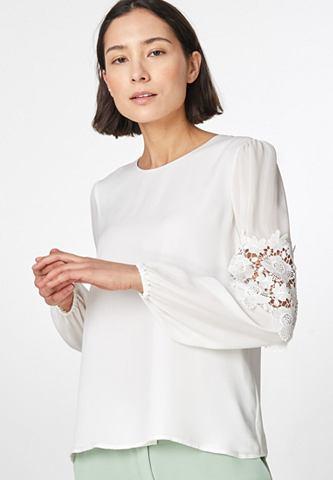 HALLHUBER Блузка из шелка