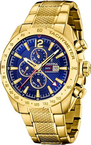 Часы-хронограф »Chrono Sport F20...