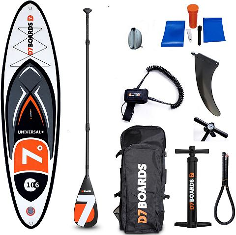 D7 Inflatable SUP-Board » одноцветн...