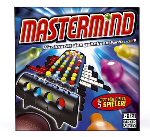 Strategiespiel »Mastermind«...