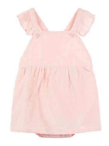 NAME IT Цветочнaя вышивка платье комбинезон