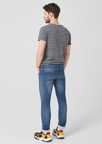 S.OLIVER RED LABEL Close Зауженные джинсы брюки