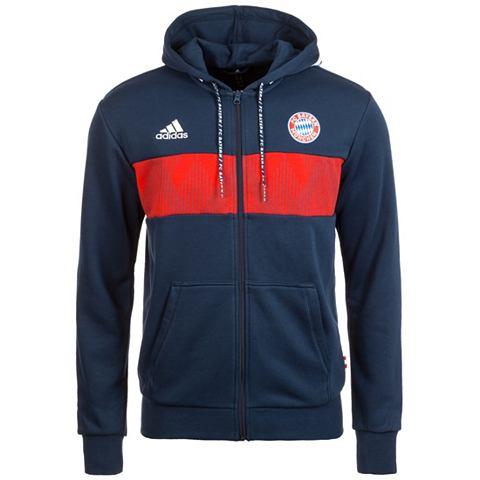 ADIDAS PERFORMANCE Кофта с капюшоном »Fc Bayern M&u...