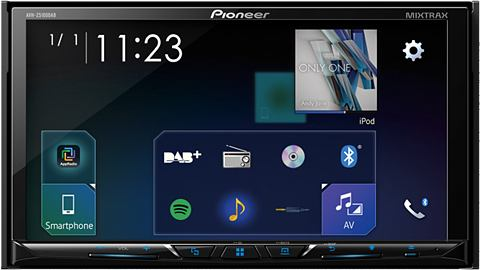PIONEER Мультимедийный приемник »AVH-Z51...