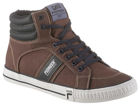 Pioneer Authentic джинсы ботинки зимни...
